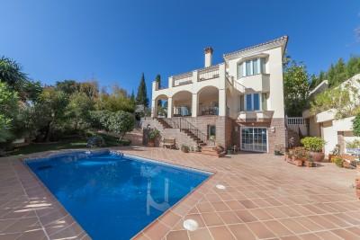 Impecable villa en el Campo de Mijas cerca de Fuengirola