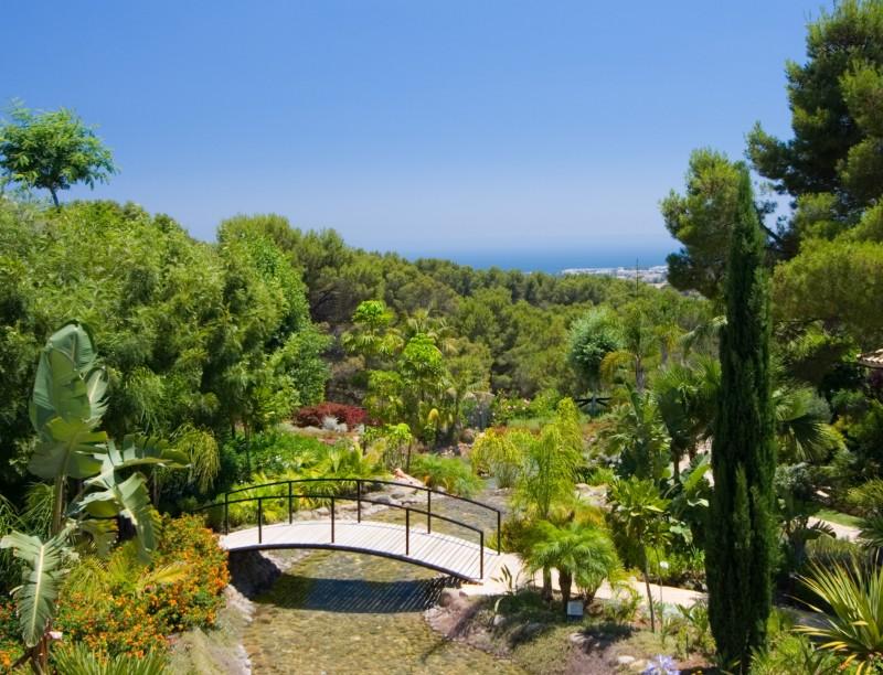 Sea views and community gardens