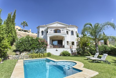 MMM5838M - Villa For sale in La Quinta Golf, Benahavís, Málaga, Spain