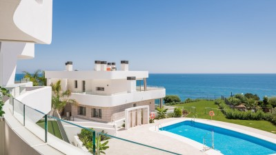 New Development Mijas Costa - 39 beachside apartments & penthouses
