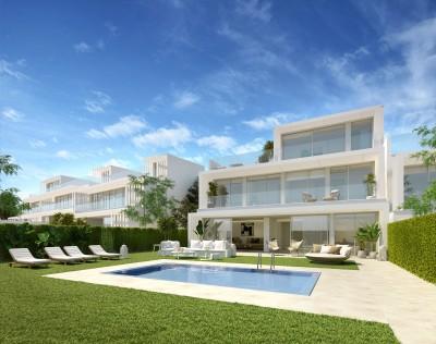 New development at Sotogrande - Luxury 3-5 bedroom villas with