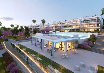 Costa del Sol New Development - Off-plan apartments for sale at Manilva