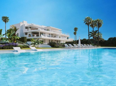 Marbella new developments - absolute luxury on the front line of the beach
