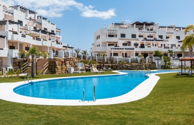 New development Estepona - apartments at La Resina on the New Golden Mile