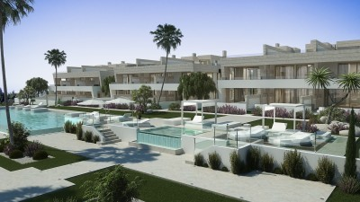 New Development Marbella - Luxury apartments on Marbella's Golden Mile