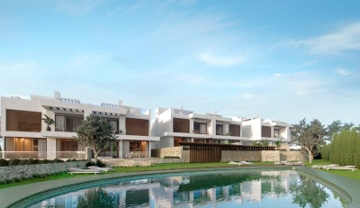 Marbella New Development - boutique community of 6 new build villas at Cabopino