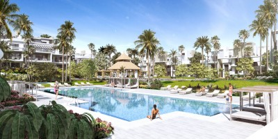 New Development at Estepona - luxury 2 & 3 bedroom apartments and penthouses