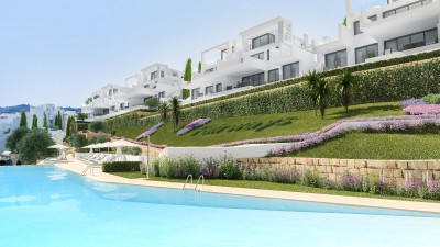 New Development at La Cala Golf resort - 2 & 3 bedroom luxury apartments