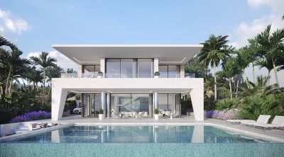 New Development at Puerto de La Duquesa - Detached contemporary villas