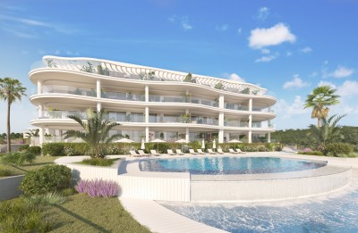 New Development at Torreblanca, Fuengirola - 2 and 3 bedroom apartments