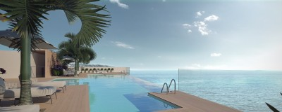 New Development - Estepona - Apartments front line to the beach and Estepona Promenade