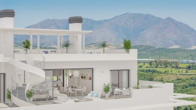Finca Cortesin - new build apartments and penthouses for sale