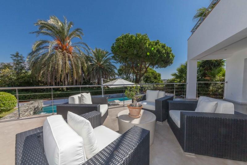 Nueva Andalucia Villa Marbella Costa del Sol-18