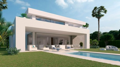 New development of luxury 3 + bedroom villas close to La Cala Golf on the Costa del Sol
