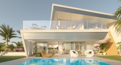 New development of 3 & 4 bedroom Townhouses and Villas