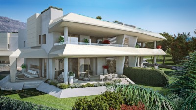 Stunning new development of luxury villas in Nueva Andalucia