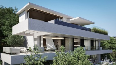 Off plan luxury villa project to be built in El Madroñal