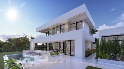 New 4 bedroom turn-key villa project at La Cala Golf