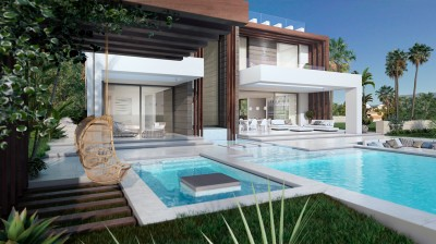 Luxury turnkey villa at Puerto La Duquesa on the Western Costa del Sol