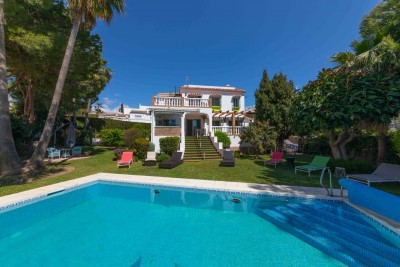 Bed and Breakfast villa for sale in Riviera del Sol, Mijas Costa