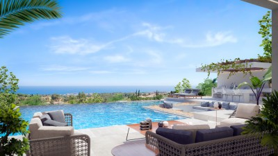 Luxury new development of villas at La Resina Golf and Estepona's New Golden Mile