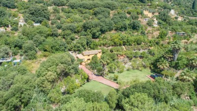 Charming country property at Ojén above Marbella