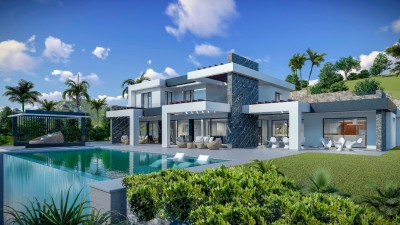 MMND1128 - Villa for sale in Marbella, Málaga, L'Espagne