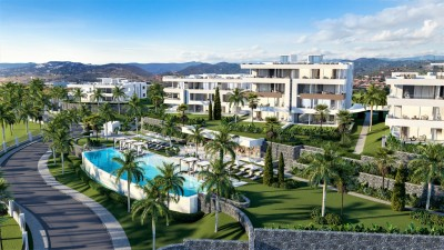 Soul Marbella, new build luxury homes for sale at Santa Clara Golf Marbella.
