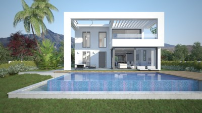 New development of 3 and 4 bedroom villas at Buena Vista Hills