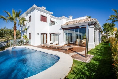 Supreme luxury Villa on Marbella's Golden Mile