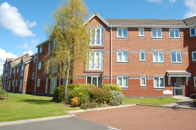 MMU1045 - Apartment For rent in Litherland, Merseyside, England