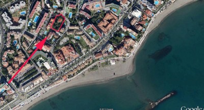 Investment - site for re-development, walking distance to the beach and Paseo Maritimo, Benalmadena