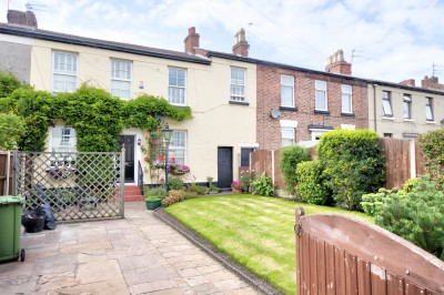 Vale Road, Crosby - A delightful character mid terraced home within the heart of Crosby Village, mature garden, driveway, well presented throughout.