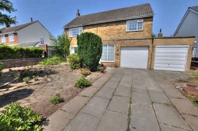Prestwick Drive, Blundellsands - detached family home on a good size plot, fantastic potential, highly sought after quiet location, driveway & two garages, no chain.