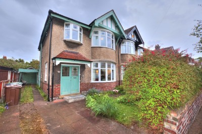 Willow Way, Crosby - character semi detached for sale in quiet  cul-de-sac, requires some updating, good size, mature sunny rear garden, driveway & garage