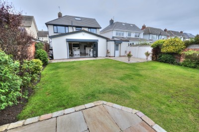 Burbo Bank Road South, Blundellsands - Extended family detached house for sale.  Close to beach, and not overlooked. OFFERS OVER £499,950.