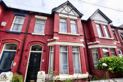 Curzon Road, Waterloo - character terraced family home , requires updating, close to shops, railway station and beach, no chain.