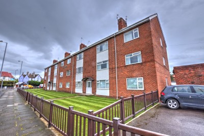 Moor House, The Northern Road, Crosby - first floor apartment in a purpose built development - walking distance to Crosby Village, sold with no ongoing chain