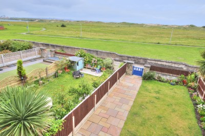 Seaview Terrace, Waterloo, lovely terraced family home with sea views, 3 bedrooms, mature garden, neutrally decorated throughout.
