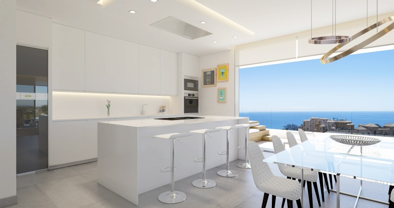 COCINA The View F