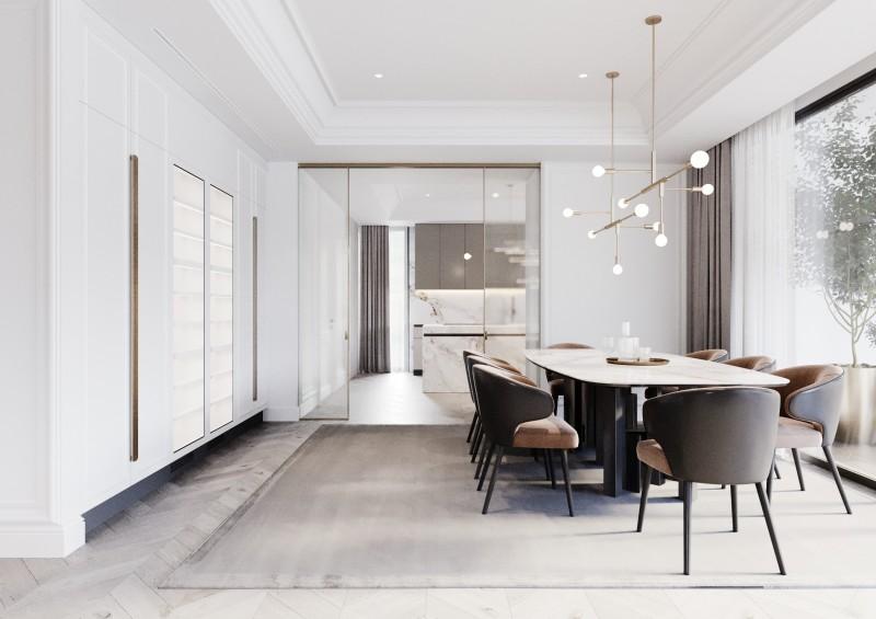 Lomas Villas render Interior 5