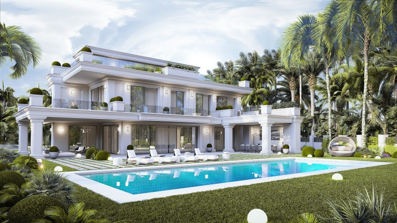 Lomas Villa nr.1, 1