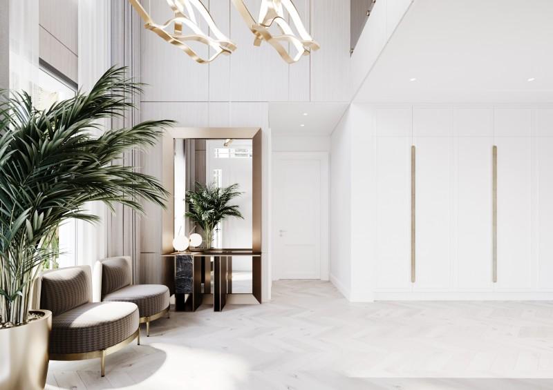 Lomas Villas render Interior 34