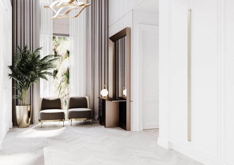 Lomas Villas render Interior 35
