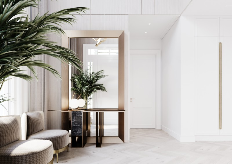 Lomas Villas render Interior 36