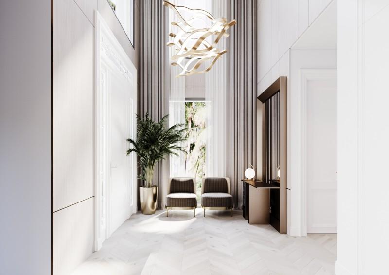 Lomas Villas render Interior 37