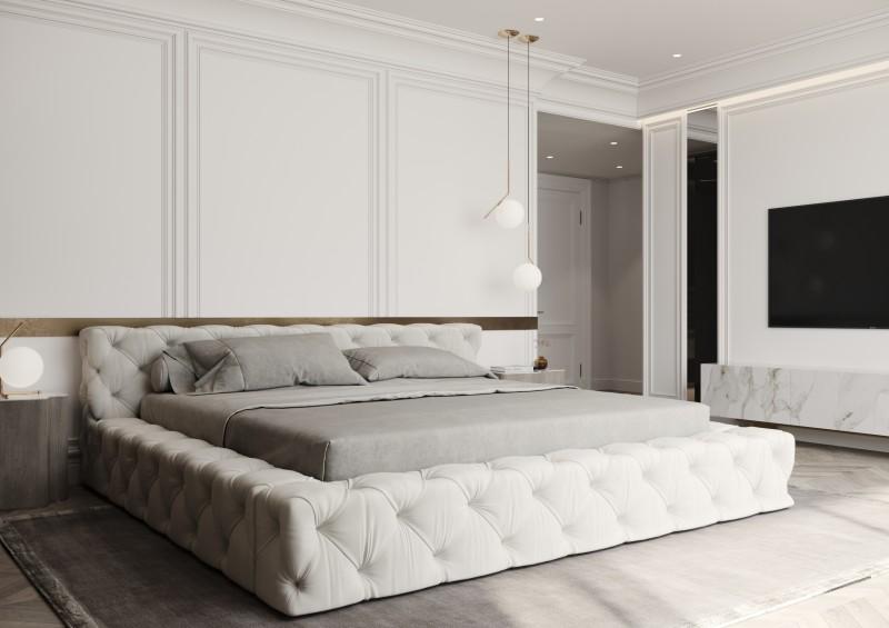 Lomas Villas render Interior 11