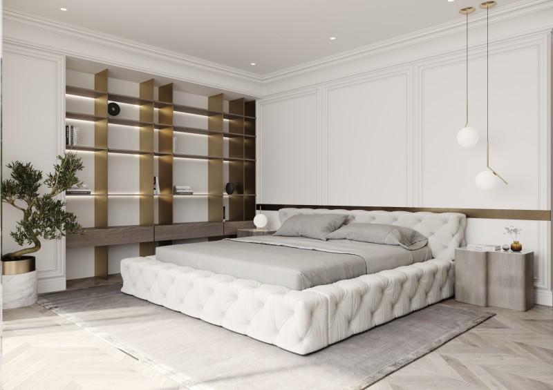 Lomas Villas render Interior 10