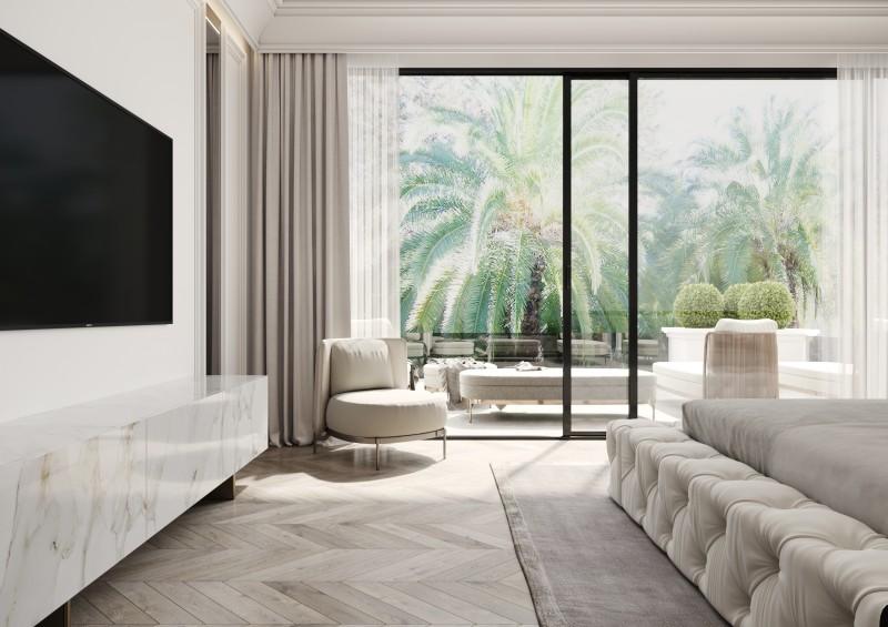 Lomas Villas render Interior 12