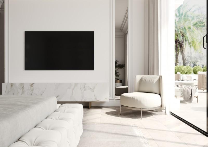 Lomas Villas render Interior 13